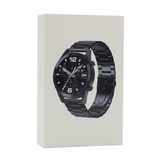 Smart Watch DT92 crni (metalna narukvica)