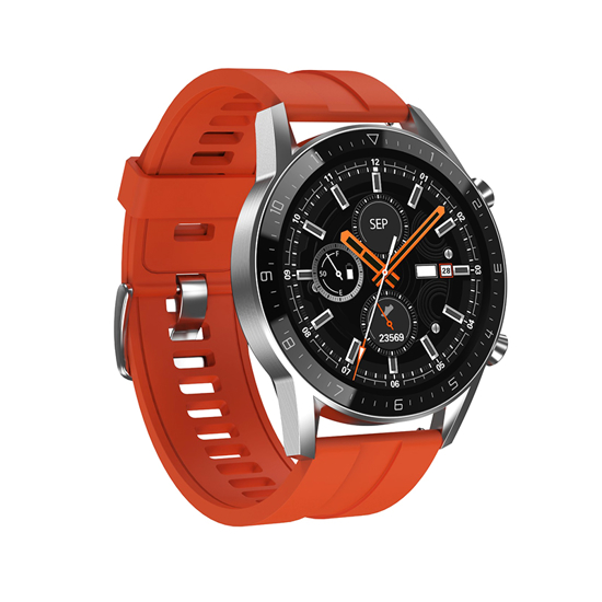 Smart Watch DT92 crveni (silikonska narukvica)