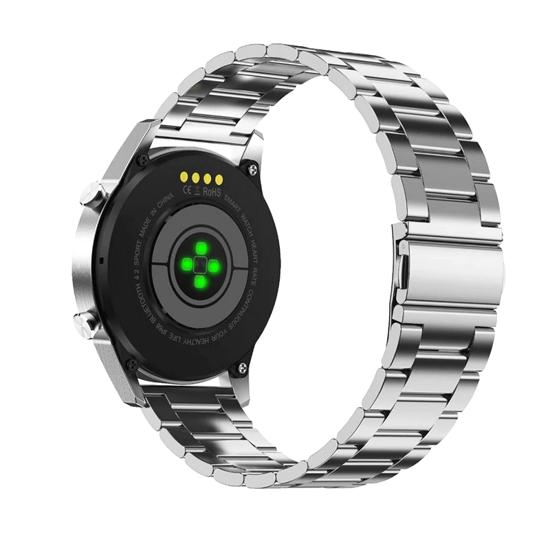 Smart Watch DT92 srebrni (metalna narukvica)