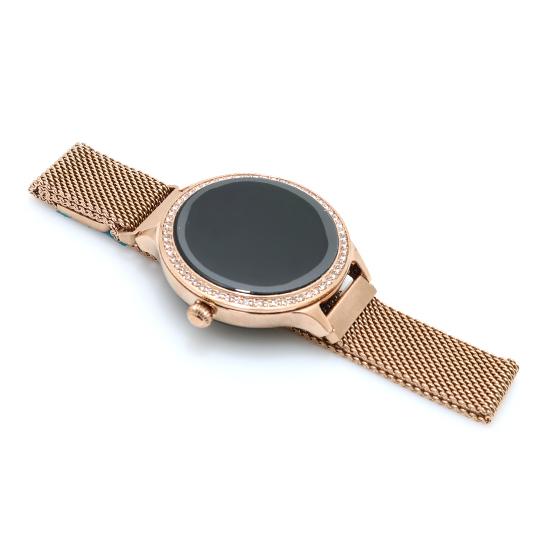 Smart Watch (bracelet) M8 zlatni