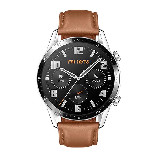 Smart Watch (pametni sat) Huawei Watch GT 2 (Latona-B19V) srebrno-braon FULL ORG
