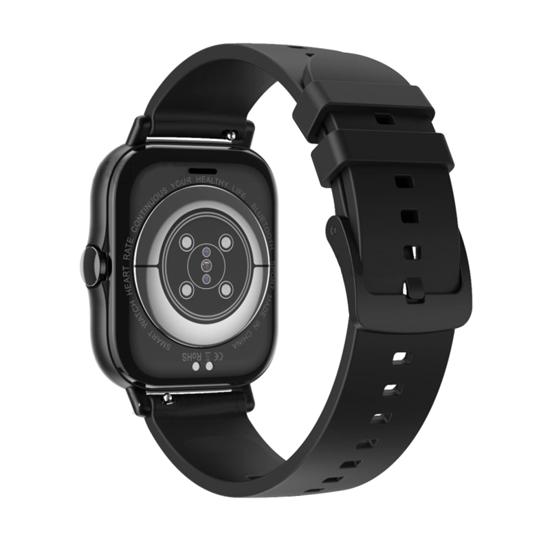Smart watch DT94 crni (silikonska narukvica)