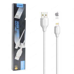 USB kabal LDNIO lightning LS372