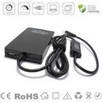 Univerzalni punjač za laptop 90W Ultra Slim crni USN90UDB