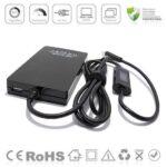 Univerzalni punjač za laptop 90W Ultra Slim crni USN90UDB1