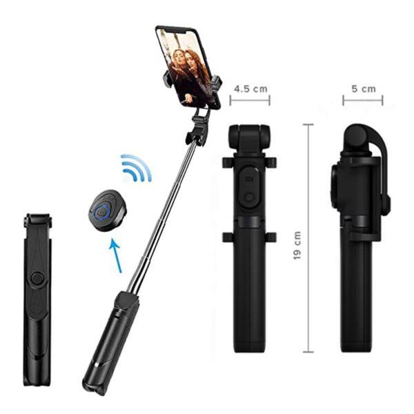 Xiaomi Mi Bluetooth Selfie Stick (black)