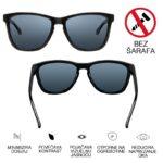 Xiaomi Mi Polarized Explorer Sunglasses (Grey)