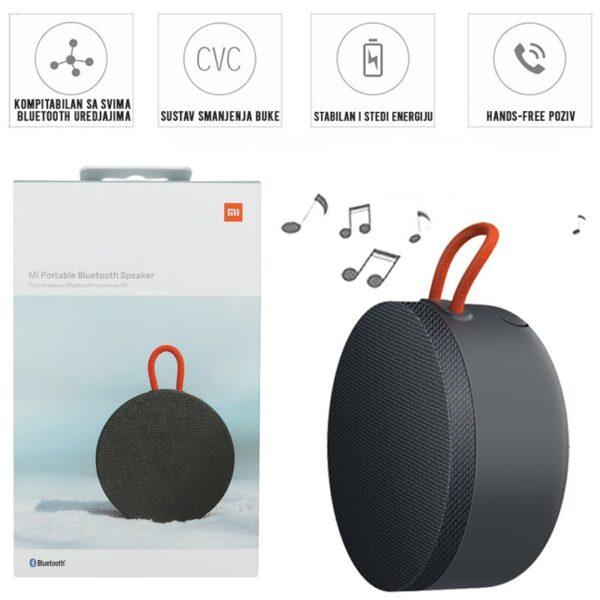 Xiaomi Mi Portable Bluetooth speaker ( Grey )