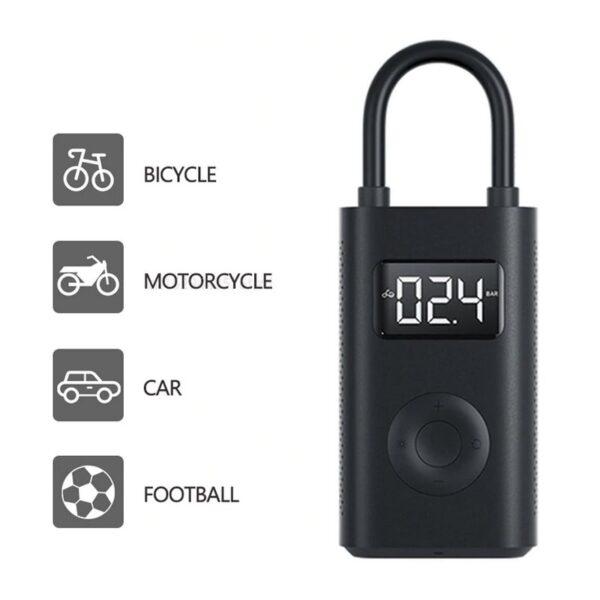 Xiaomi Mi Portable Electric Air Compressor-kompresor