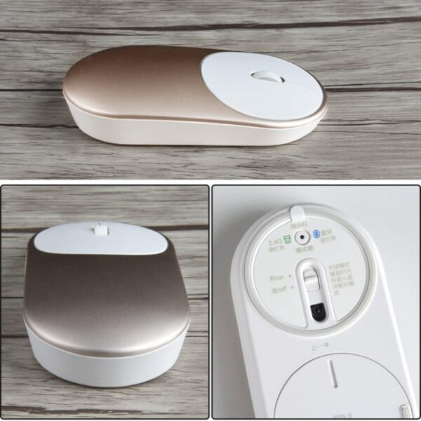 Xiaomi Mi Portable Mouse (Gold)