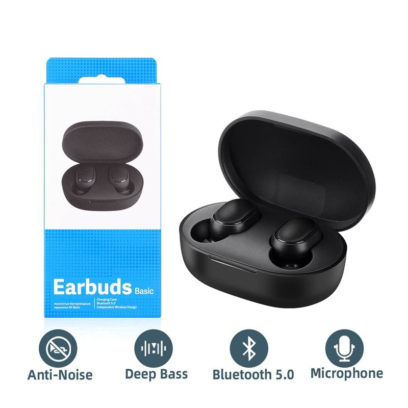 Xiaomi Mi True Wireless EarBuds Black