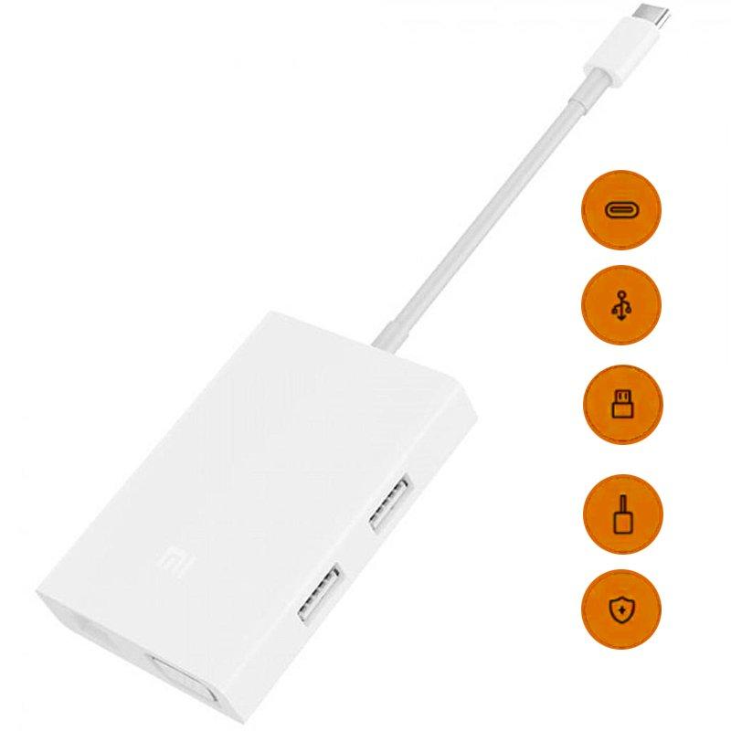 Xiaomi Mi USB-C to VGA and GB Eth. Multi-Adapter