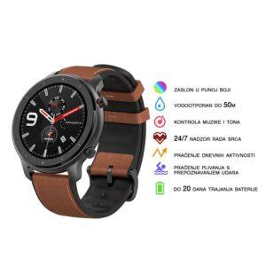 Xiaomi Watch Amazfit GTR 47mm Alluminium Alloy