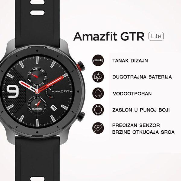 Xiaomi Watch Amazfit GTR Lite 47mm Alluminium Alloy