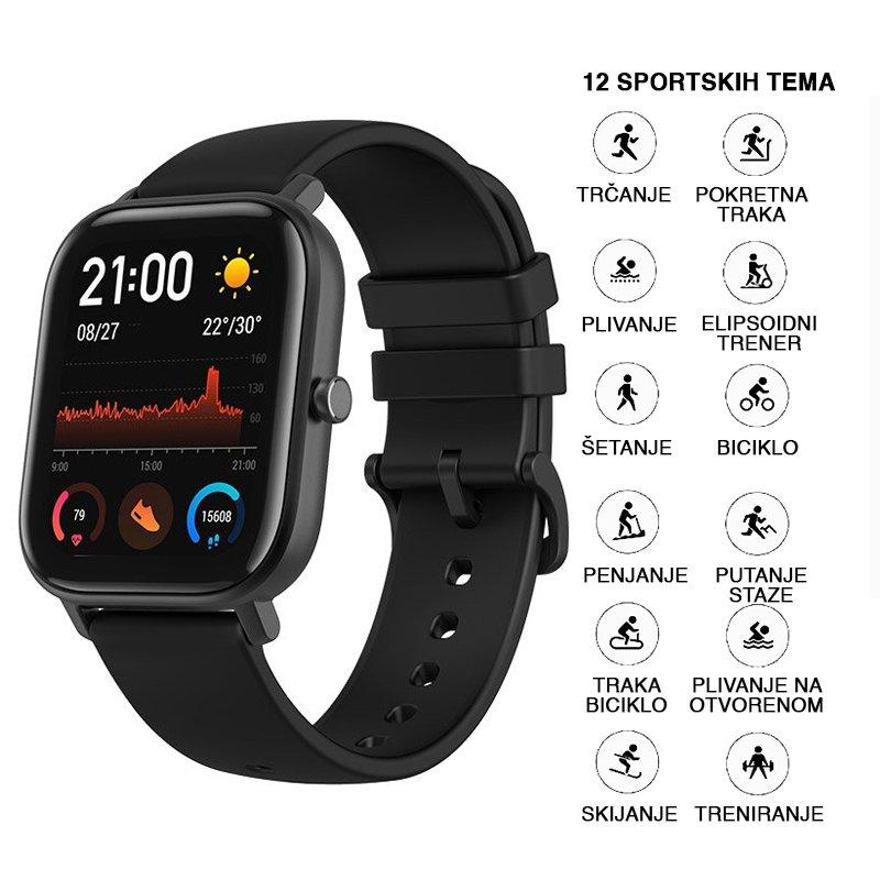 Xiaomi Watch Amazfit GTS black