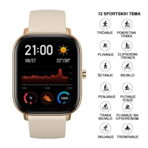 Xiaomi Watch Amazfit GTS gold