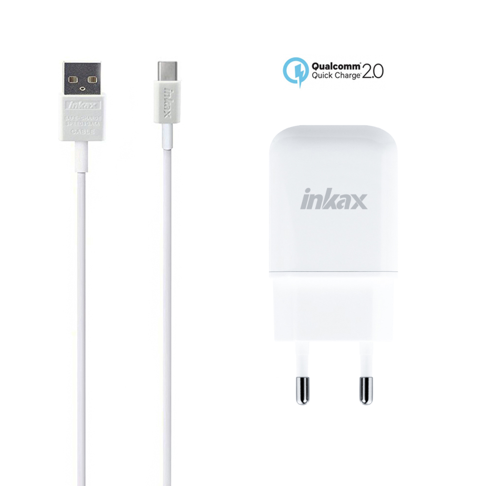 Inkax Fast Charger Type C CD-24